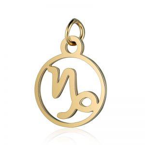 pendentif signe astrologique capricorne