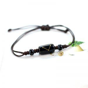 Bracelet signe astrologique poisson