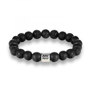 bracelet zodiaque signe astrologique verseau
