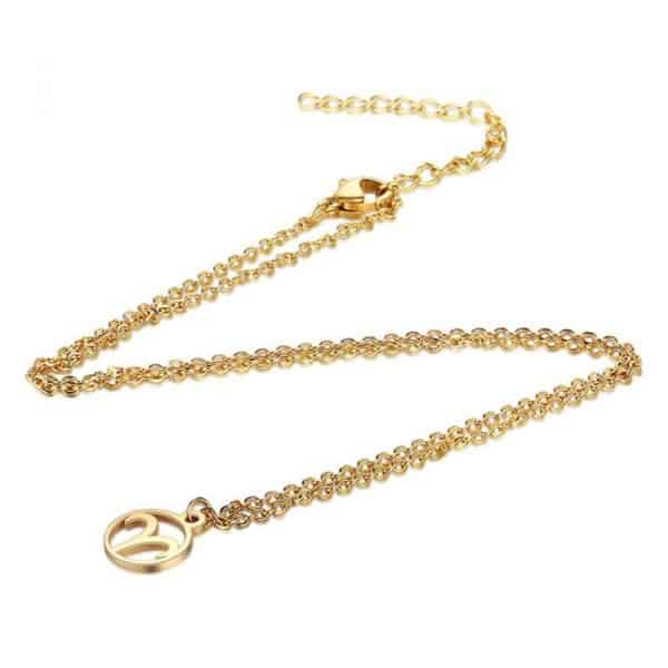 collier astro or