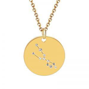 collection signe astrologique du zodiaque taureau constellation