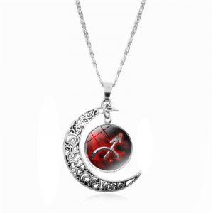 collier signe du zodiaque sagittaire