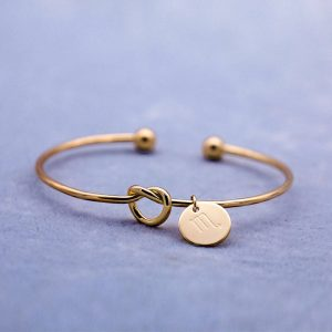 bracelet zodiaque scorpion or femme