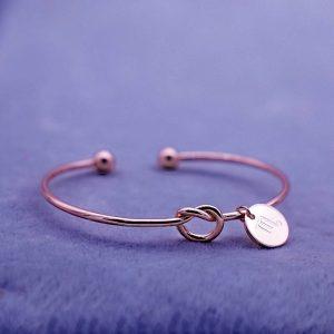 bracelet zodiaque scorpion rose gold femme