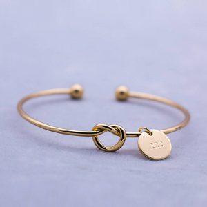bracelet zodiaque verseau or femme