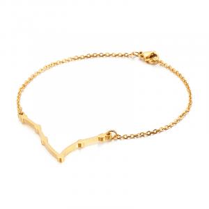 bracelet constellation poisson