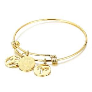 bracelet bélier signe astrologique