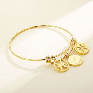 bracelet poisson signe astrologique