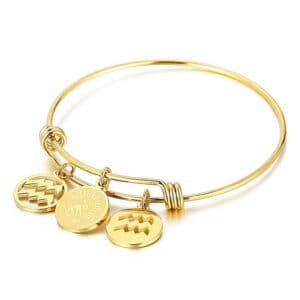bracelet verseau signe astrologique
