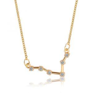 collier constellation poisson or