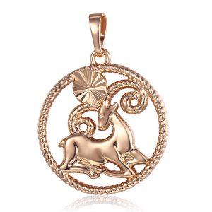 pendentif zodiaque belier