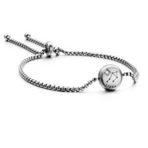 bracelet du zodiaque balance
