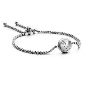 bracelet du zodiaque taureau