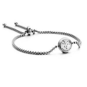 bracelet du zodiaque verseau