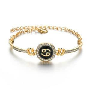 bracelet zodiaque femme