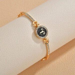 bracelet zodiaque femme bélier