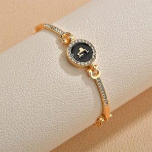 bracelet zodiaque femme capricorne