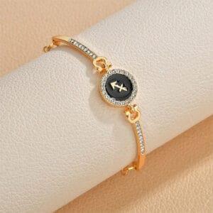 bracelet zodiaque femme sagittaire