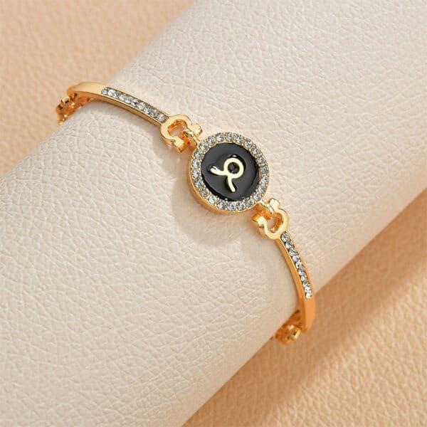 bracelet zodiaque femme taureau