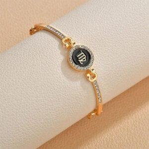 bracelet zodiaque femme vierge