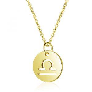 collier du zodiaque balance